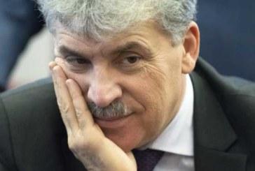 По заказу Кремля топить Грудинина заставят даже детсадовцев