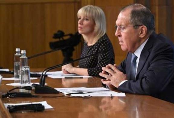 Россия не действует в отношениях с США в логике «око за око», заявил Лавров