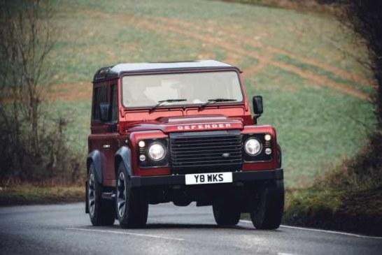 Land Rover готовит самый мощный и быстрый Defender в истории