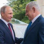 В посольстве Израиля рассказали о подготовке встречи Путина и Нетаньяху