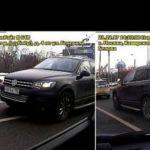 В Москве за неправильную парковку оштрафовали водителя, стоявшего в пробке