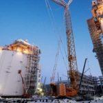 Первый танкер с газом из России для США продолжил путь в Бостон