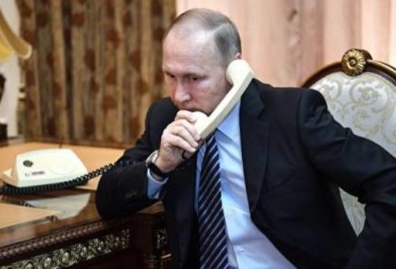 Путин обсудил с премьером Италии ситуацию в Ливии и внутриукраинский кризис