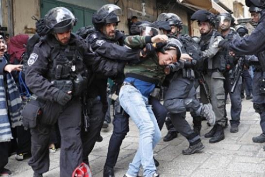 Палестинец погиб в столкновениях с израильскими военными