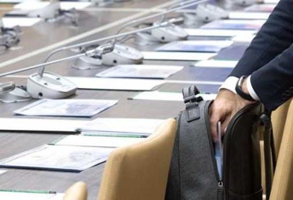 В России появится реестр уволенных в связи с утратой доверия чиновников