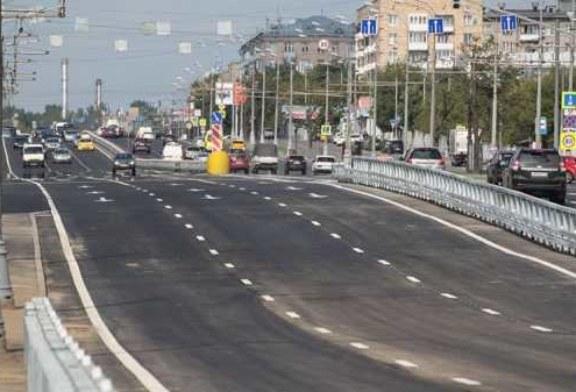 Протяженность московских дорог выросла на 16% за семь лет
