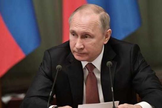 Путин в среду будет работать в Тверской области