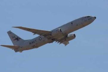 Самолеты США провели разведку у границ России на Черном море