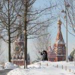 Облачно и до -8 градусов ожидается в Москве во вторник