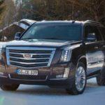 Обновленный Cadillac Escalade добрался до России: объявлены цены