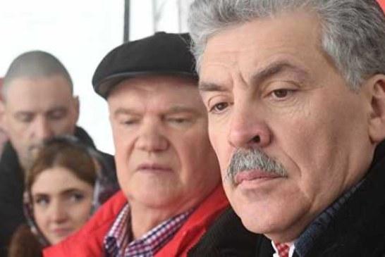 Грудинин вновь назвал Сталина лучшим лидером страны за последние 100 лет