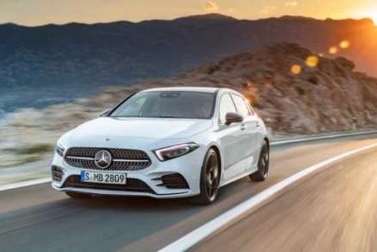 Новый Mercedes A-Class: голосовое управление, автопилот и мощные моторы