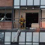 Источник сообщил о пострадавших при взрыве газового баллона в Петербурге