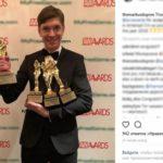 Петербуржец завоевал четыре порно «Оскара»