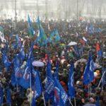 «Россия в моем сердце»: тысячи человек по всей стране поддержали олимпийцев