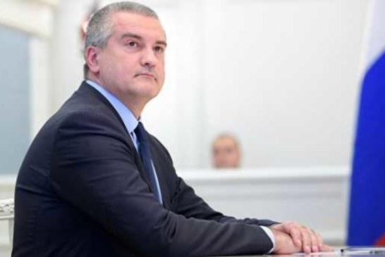 Украинские войска всегда считались в Крыму оккупационными, заявил Аксенов