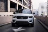 Объявлена дата начала продаж компактного кроссовера Volvo ХС40