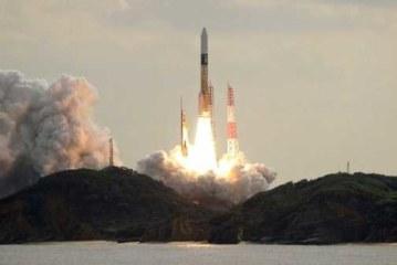 Япония провела успешный запуск новейшего разведывательного спутника