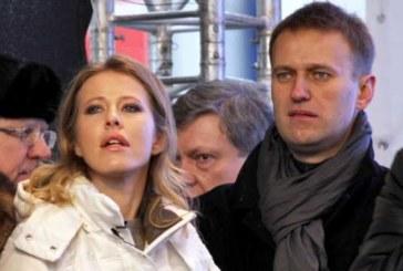 Кремль включил Собчак и Навальному «зеленый свет»
