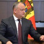 Додон рассказал о возможности провести референдум по конституции Молдавии