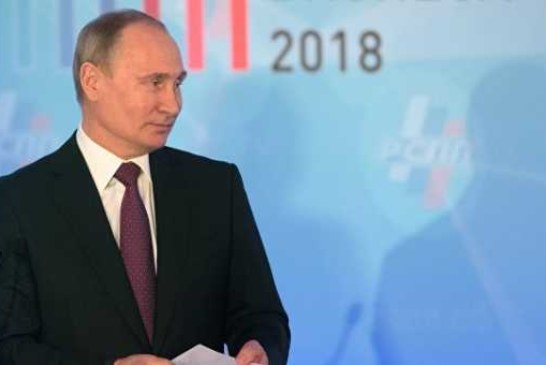 Путин 22 февраля встретится с главами иностранных делегаций