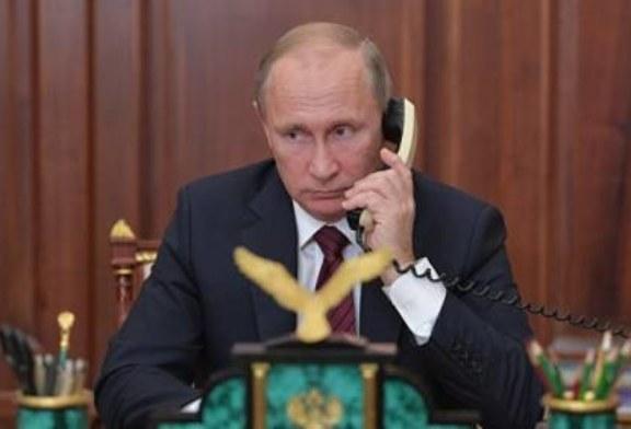 Путин и Эрдоган условились о контактах на различных уровнях