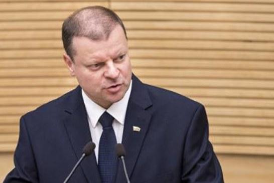 Премьер-министр Литвы воспротивился антироссийской пропаганде