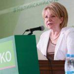 Слабунова попросила Путина отчитаться о результатах своей работы