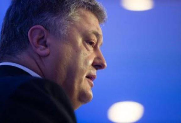 Порошенко посоветовал России «заткнуться и убираться»