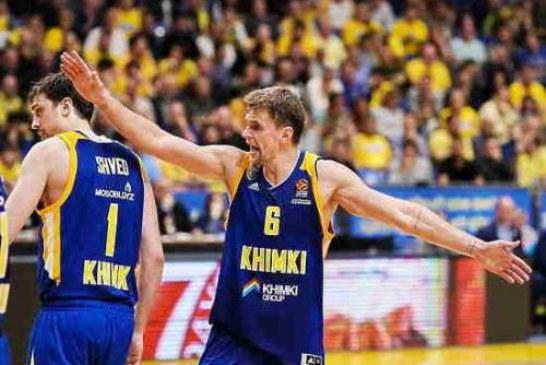 Баскетбол: «Дерби Ленинградки» после выхода в плей-офф Евролиги