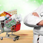 Минздрав выступил против лекарств в супермаркетах