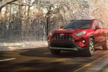 Новый Toyota RAV4 стал больше и солидней