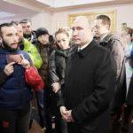 Путин пообещал жителям Кемерово наказать всех виновников трагедии в ТЦ