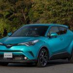 В России Toyota C-HR покажут экстремально