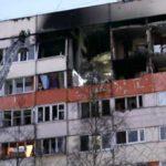 При взрыве газа в жилом доме в Петербурге пострадали два человека