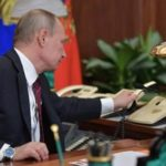 Песков раскрыл детали разговора Путина и Трампа