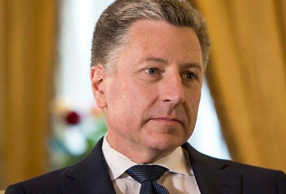 Спецпредставитель США Волкер заявил, что в ближайшее время посетит Украину