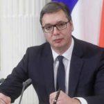Глава Сербии поздравил Путина с победой на выборах