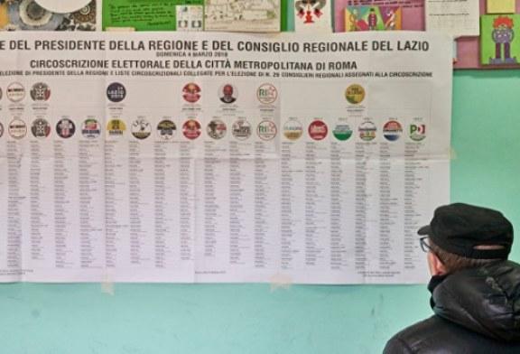 В Италии явка на парламентских выборах превысила 70%