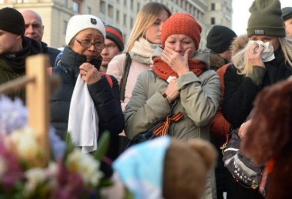 В Кузбассе открыли круглосуточную горячую линию после пожара в ТЦ