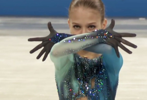Гостья из будущего: 13-летняя Александра Трусова обыграла Загитову и Медведеву