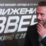 Машков объяснил реакцию на слова Путина о просмотре фильма «Движение вверх»