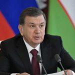 Президент Узбекистана и глава Минфина РФ обсудили развитие сотрудничества