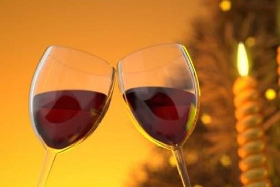Красное вино объявлено полезным для зубов