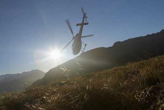 Пытавшийся угнать вертолет в Бразилии преступник спровоцировал крушение