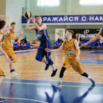 В Орле и Чебоксарах сразились фавориты студенческих баскетбольных лиг