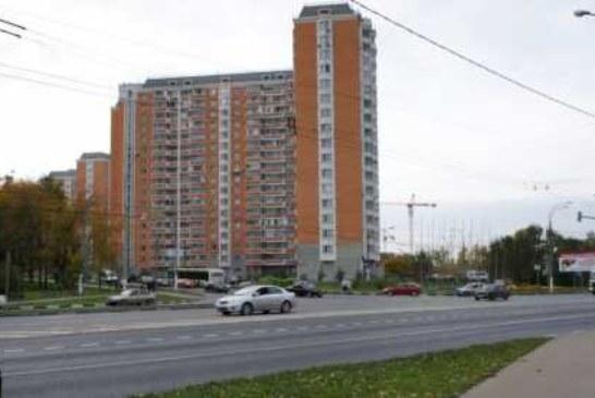 Столб из Бирюлево участвовать в аварии отказался