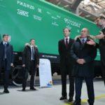 Путин ознакомился с продукцией «Уралвагонзавода» в Нижнем Тагиле