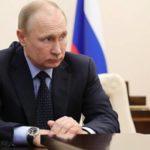 Путин заявил об информационных вбросах о пожаре в Кемерово из-за рубежа