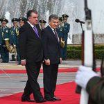 Узбекистан и Таджикистан подписались дружить